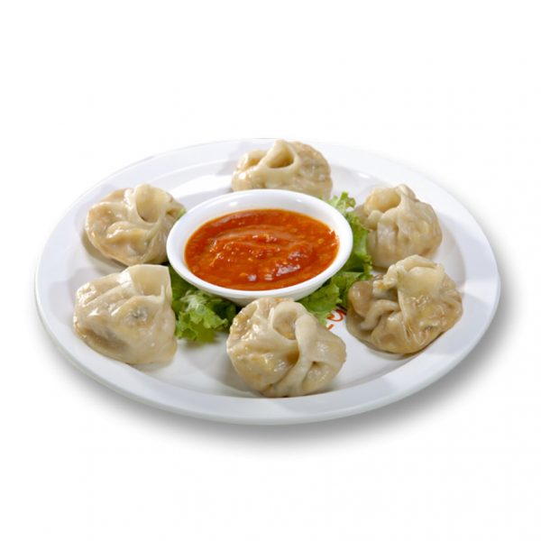 Chicken Momos (8pcs)