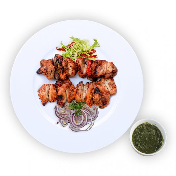 Chicken Tikka 4pc