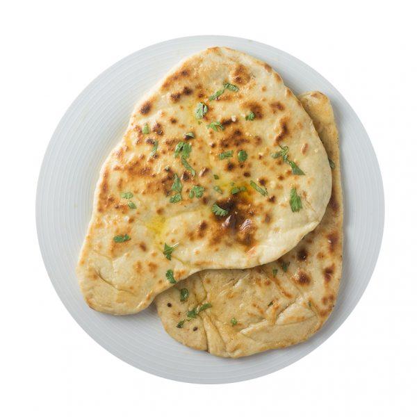 Fetta Spinach Naan