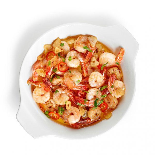 Garlic Chilli Prawn