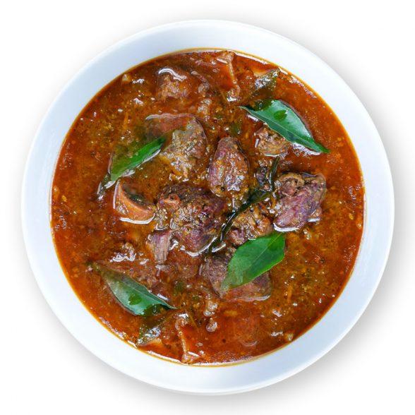Goat Curry GF