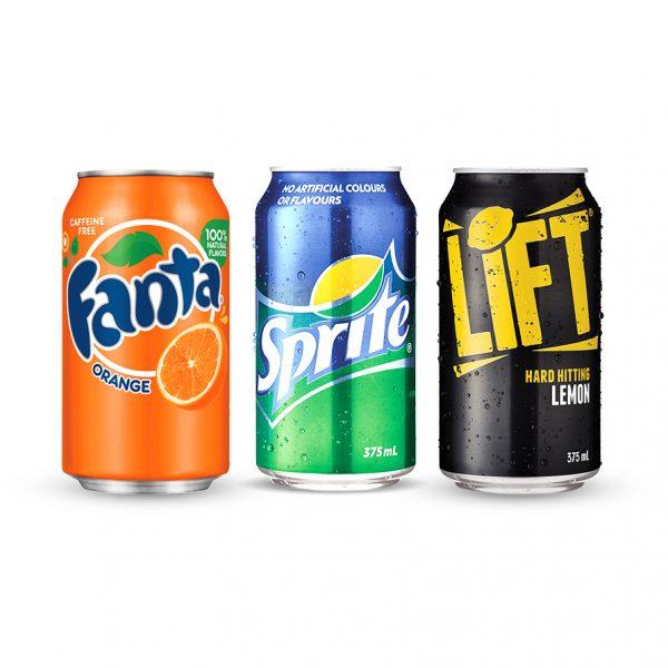 Soft Drink 375ml